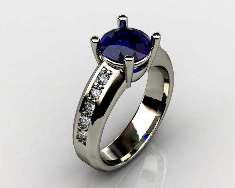 ring-saffier-witgoud